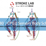 vol.280:CPGとsensory body schema