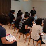新保松雄先生の講習会 – 最新のボバース概念とハンドリング – STROKE LABで実施